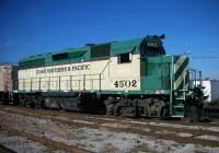 GP40 #4502