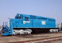 SD40-2 #202