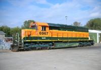 SD40-2 #6967