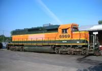 SD40-2 #6969