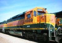 SD40-2 #6989