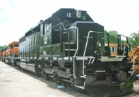 SD40-2 #12