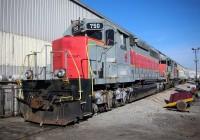 SD40 #750