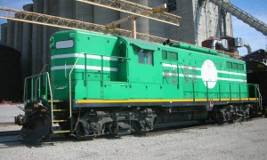 SOLD: GP9 LOCOMOTIVE