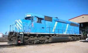 SD40M-2 LOCOMOTIVE