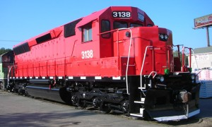 SD40-2A LOCOMOTIVE